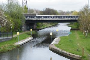 Broughton Lane Bridge, Sheffield and Tinsley Canal