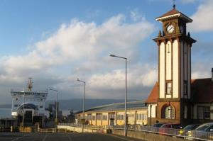 Wemyss Bay Station and Pier
