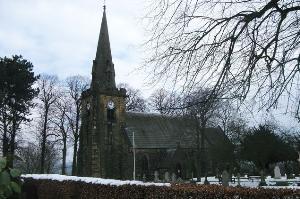 All Saints Church, Heath