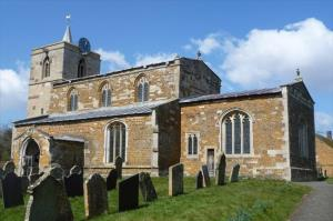 All Saints Church, Braunston-in-Rutland