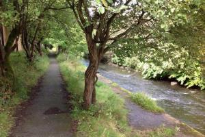 Path along River Darwen