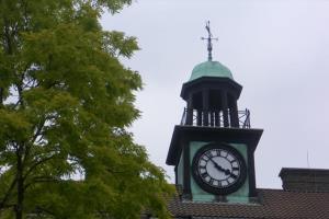 Clock on Windsor House